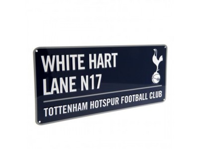 Tottenham Hotspur FC Street Sign NV