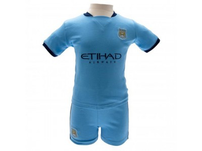 Manchester City FC Shirt & Short Set 9/12 Months