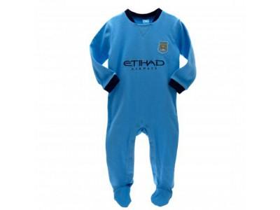 Manchester City FC Sleepsuit 9/12 Months PL