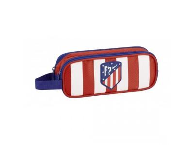 Atletico Madrid double pencil case