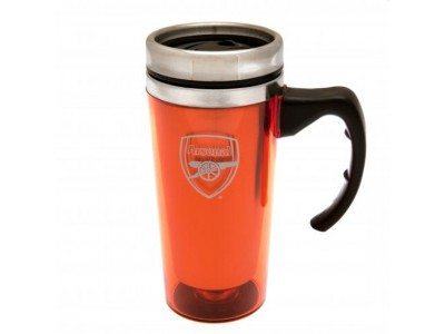 Arsenal FC Aluminium Travel Mug
