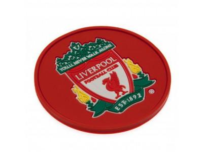 Liverpool FC Silicone Coaster