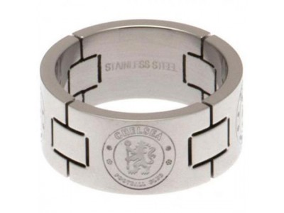 Chelsea FC Link Ring Medium