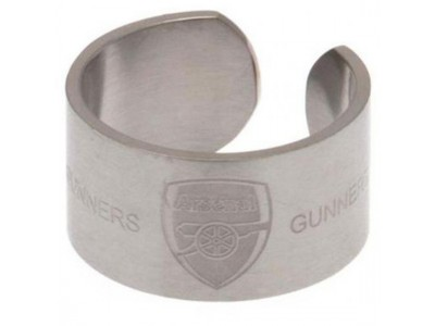 Arsenal FC Bangle Ring Medium