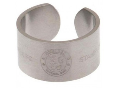 Chelsea FC Bangle Ring Small