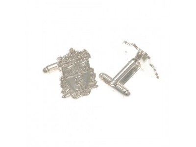 Liverpool FC Silver Plated Cufflinks CR