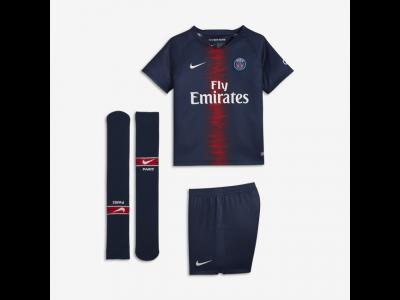 Paris SG home minikit 2018/19 little boys PSG