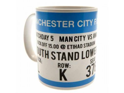 Manchester City FC Mug MD