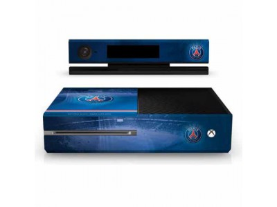 Paris Saint Germain FC Xbox One Console Skin