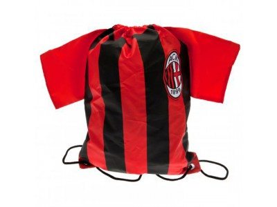 AC Milan Shirt Gym Bag