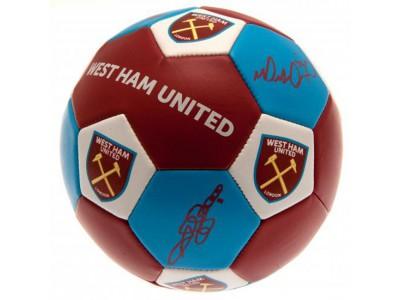 West Ham United FC Nuskin Football