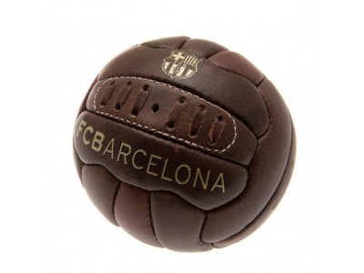 FC Barcelona Retro Heritage Mini Ball