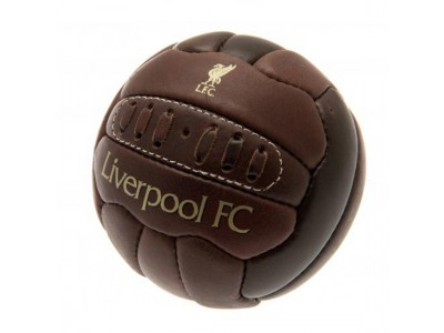 Liverpool FC Retro Heritage Mini Ball
