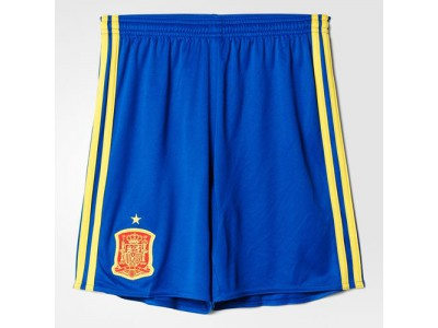Spain home shorts EURO 2016 - youth