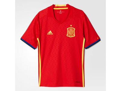 Spain home jersey EURO 2016 - youth - by adidas