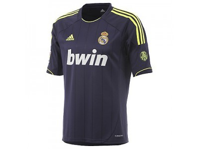 Real Madrid away jersey 2012/13 - youth