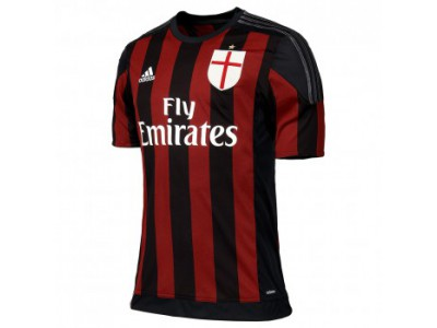 AC Milan Authentic Home Jersey 2015/16 - Men's