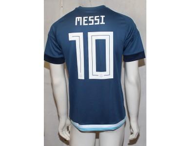 Argentina Away Jersey 2015 Copa America - Messi 10