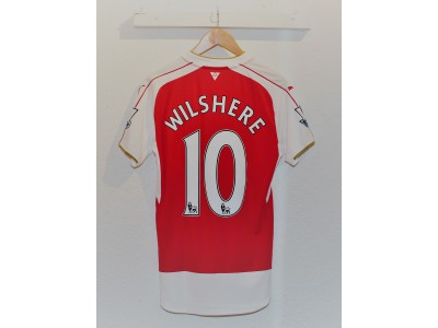 Arsenal home jersey 2015/16 - Wilshere 10