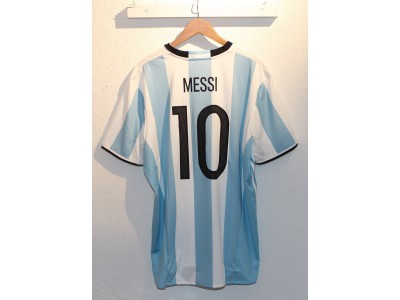 Argentina home jersey Copa America 2016 - Messi 10