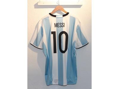 Argentina home jersey Copa America 2016 - Messi 10