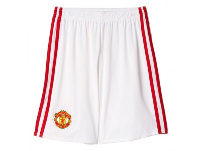 Manchester United home shorts 2016/17 - youth