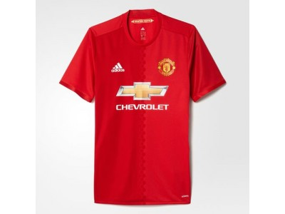 Manchester United Home Jersey Authentic 2016/17