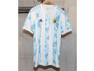 Argentina home jersey 2020/21 - youth - by Adidas