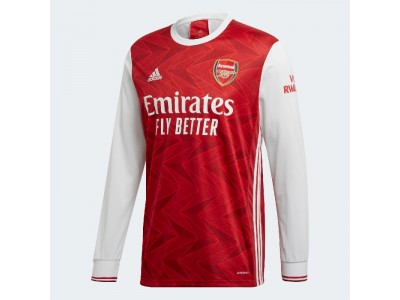 Arsenal home jersey L/S 2020/21 - mens