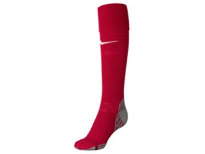 Arsenal home socks 11-12 red