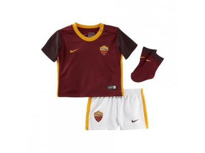 AS Roma Home Mini Kit 2015/16 - Little Boys
