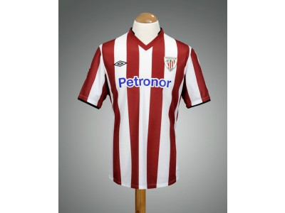 Athletic Bilbao home jersey 2012/13