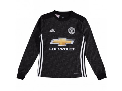 Manchester United away jersey L/S 2017/18 - youth