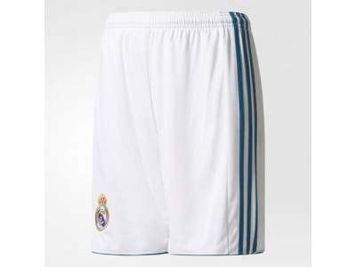 Real Madrid home shorts 2017/18 - youth