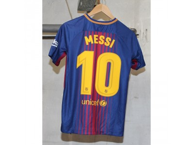 FC Barcelona home jersey 2017/18 - youth - M10 - Error