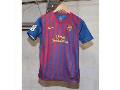 FC Barcelona home jersey 2011/12 - youth - Xavi 6