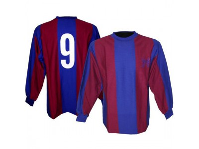 FC Barcelona retro jersey Long Sleeve 1970s - Cruyff 9