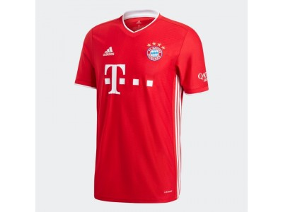FC Bayern Munich home jersey 2020/21 - by Adidas