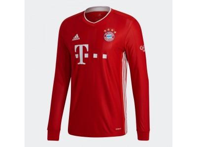 FC Bayern Munich home jersey L/S 2020/21 - by Adidas