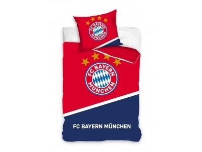 FC Bayern duvet set - red/navy
