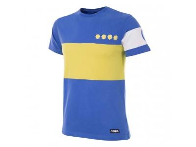 Boca Juniors Capitano T-shirt - Blue