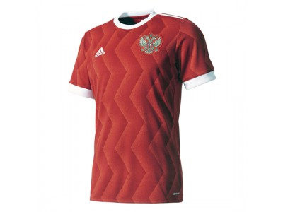Russia home jersey 2017 - by adidas