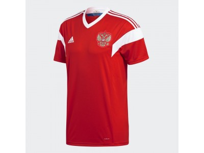 Russia home jersey World Cup 2018 - by adidas