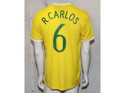 Tabela 18 jersey yellow - Roberto Carlos 6