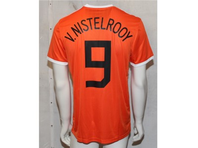 Tabela 18 jersey orange - Van Nistelrooy 9