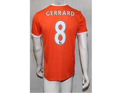 Tabela 18 jersey - Gerrard 8 - SGG