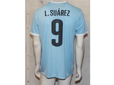 Tabela 18 jersey sky blue - Suarez 9