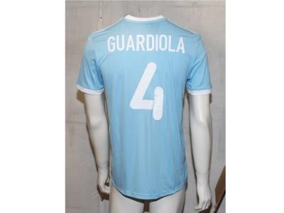 Tabela 18 jersey - Guardiola 4 - PG