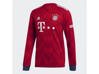 FC Bayern München home jersey L/S 2018/19