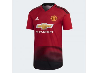 Manchester United home jersey authentic 2018/19